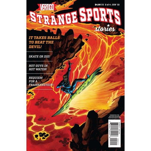 STRANGE SPORTS STORIES #2 (OF 4 - Comics