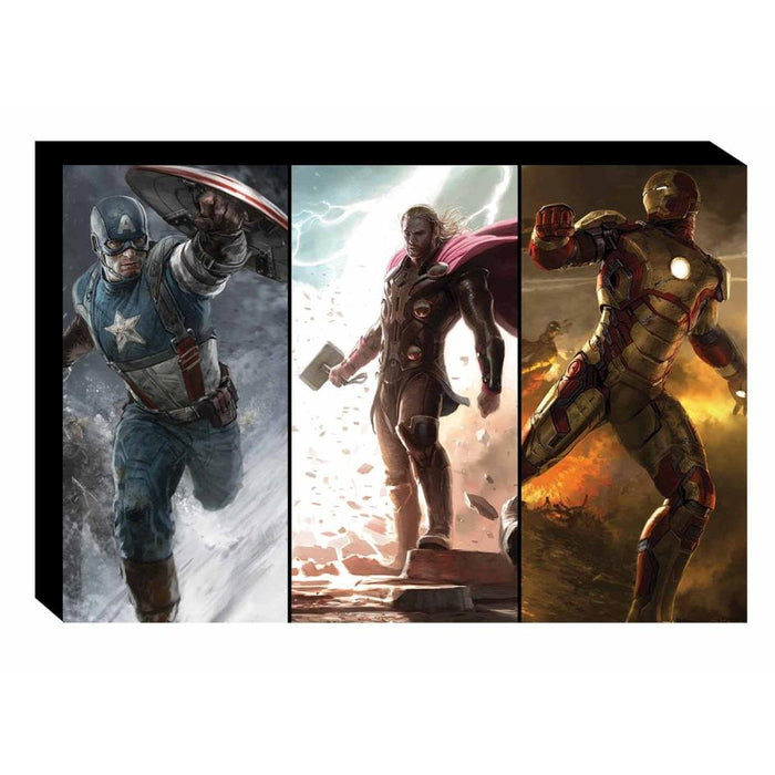ROAD TO MARVELS AVENGERS AGE OF ULTRON ART SLIPCASE - Books Graphic Novels