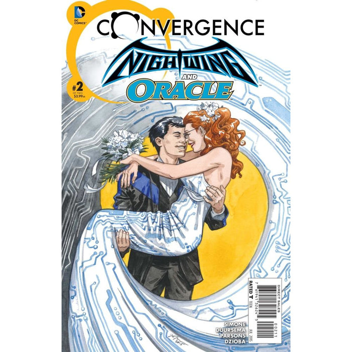 CONVERGENCE NIGHTWING ORACLE #2 - Comics