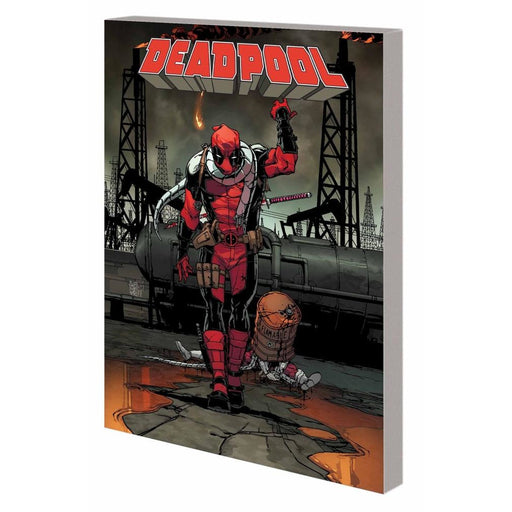 DEADPOOL VOL 08 ALL GOOD THINGS TPB - Books-Graphic-Novels