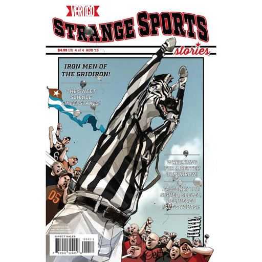STRANGE SPORTS STORIES #4 (OF 4 - Comics