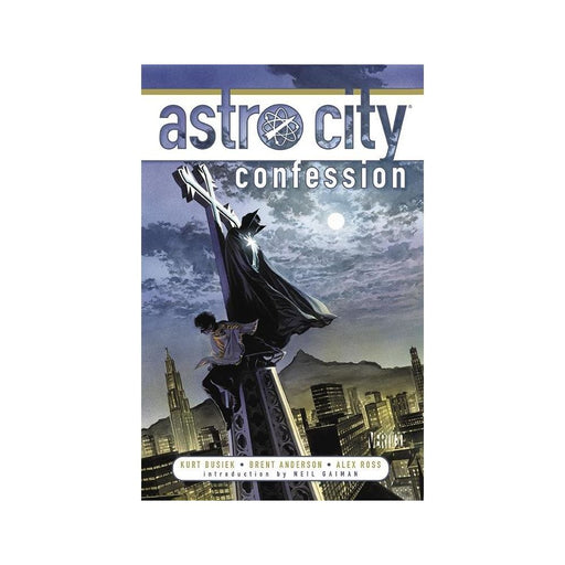 ASTRO CITY CONFESSION HC NEW ED - Books-Graphic-Novels