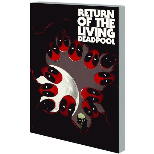 RETURN OF LIVING DEADPOOL TPB - Books-Graphic-Novels