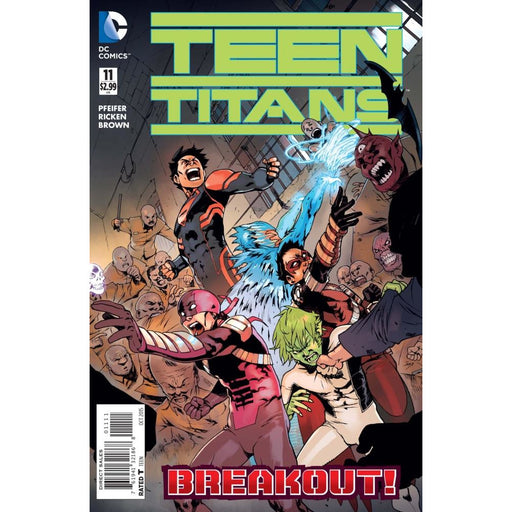 TEEN TITANS #11 - Comics