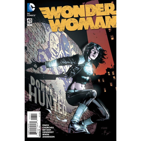 WONDER WOMAN #43 - Comics