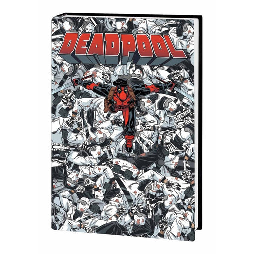 DEADPOOL BY POSEHN AND DUGGAN HC VOL 04 - Books-Graphic-Novels