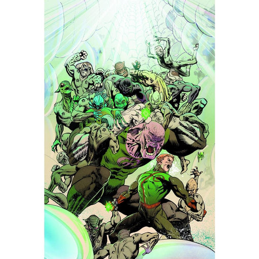 GREEN LANTERN THE LOST ARMY #4 - Comics