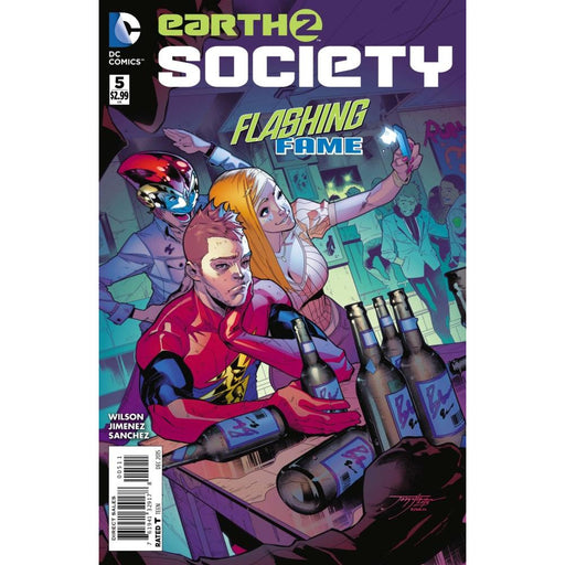 EARTH 2 SOCIETY #5 - Comics