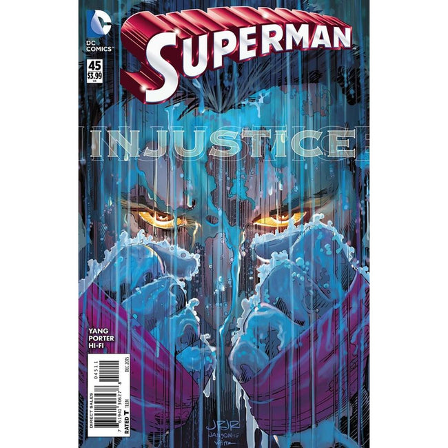 SUPERMAN #45 - Comics