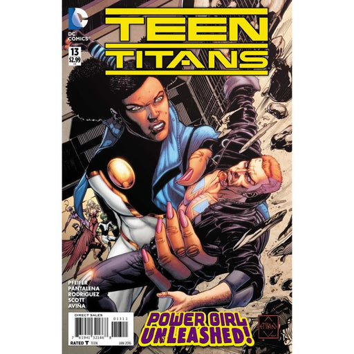 TEEN TITANS #13 - Comics