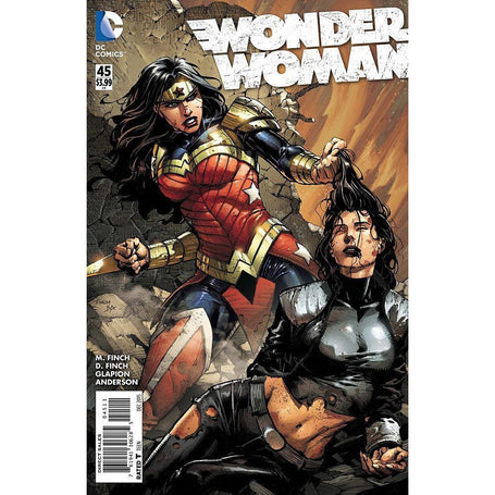 WONDER WOMAN #45 - Comics