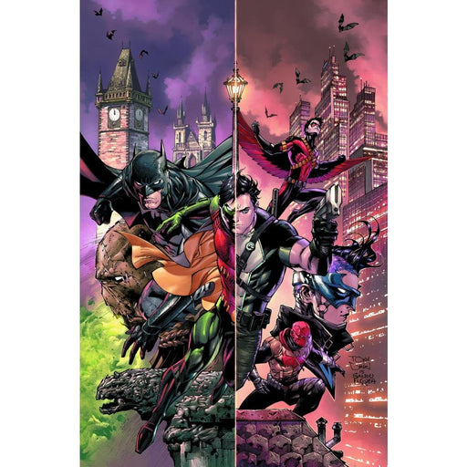BATMAN AND ROBIN ETERNAL #1 - Comics