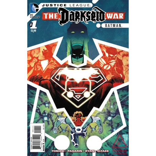 JUSTICE LEAGUE DARKSEID WAR BATMAN #1 - Comics