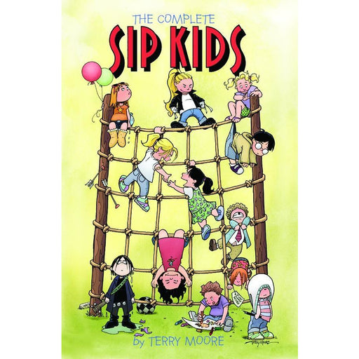 SIP (STRANGERS IN PARADISE) KIDS COLLECTED ED TPB - Books-Graphic-Novels