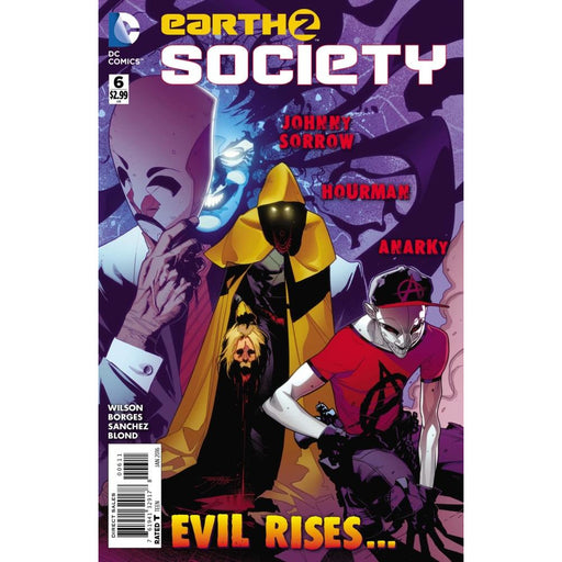 EARTH 2 SOCIETY #6 - Comics