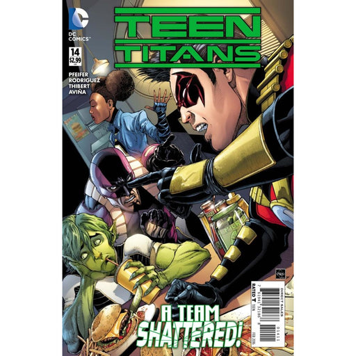 TEEN TITANS #14 - Comics