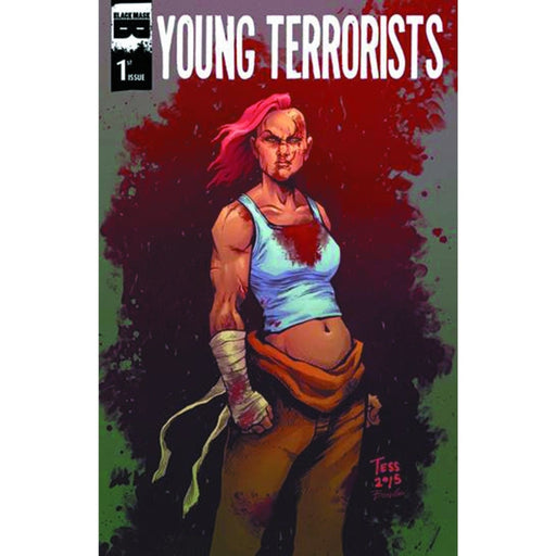 YOUNG TERRORISTS No.1 2ND PTG - Books-Graphic-Novels