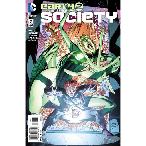 EARTH 2 SOCIETY #7 - Comics