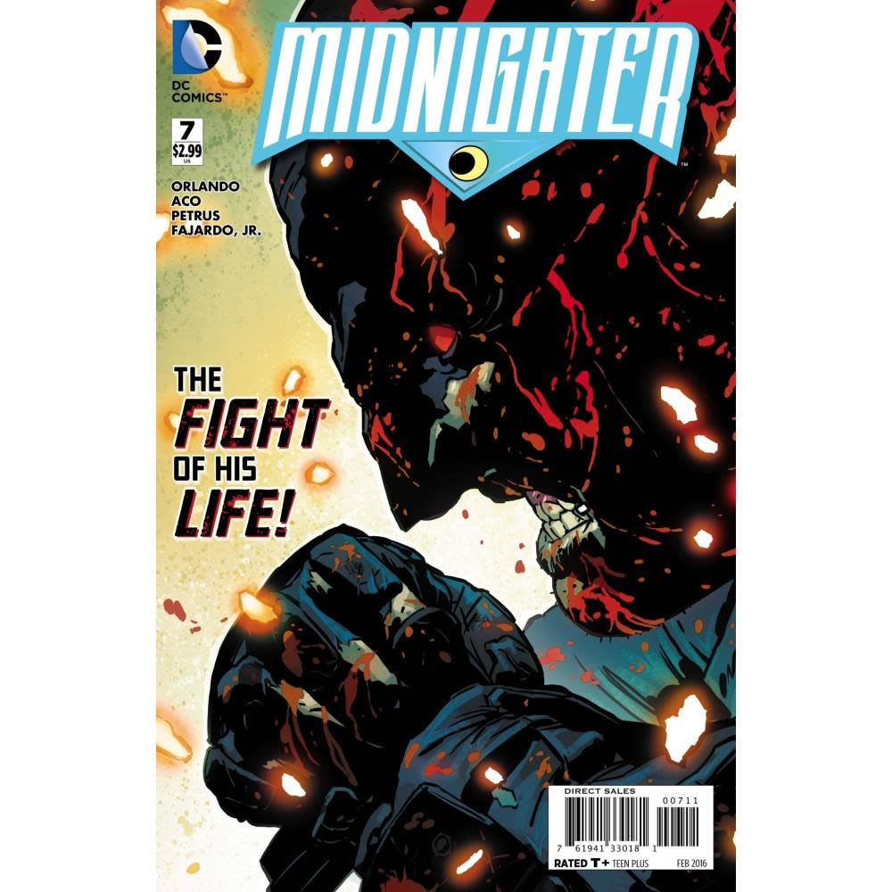 MIDNIGHTER #7 - Comics
