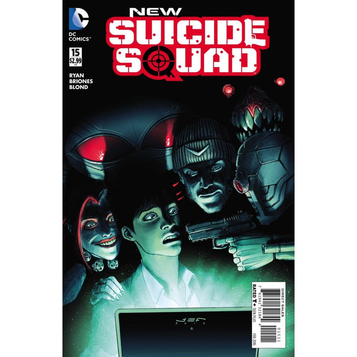 NEW SUICIDE SQUAD #15 - Comics