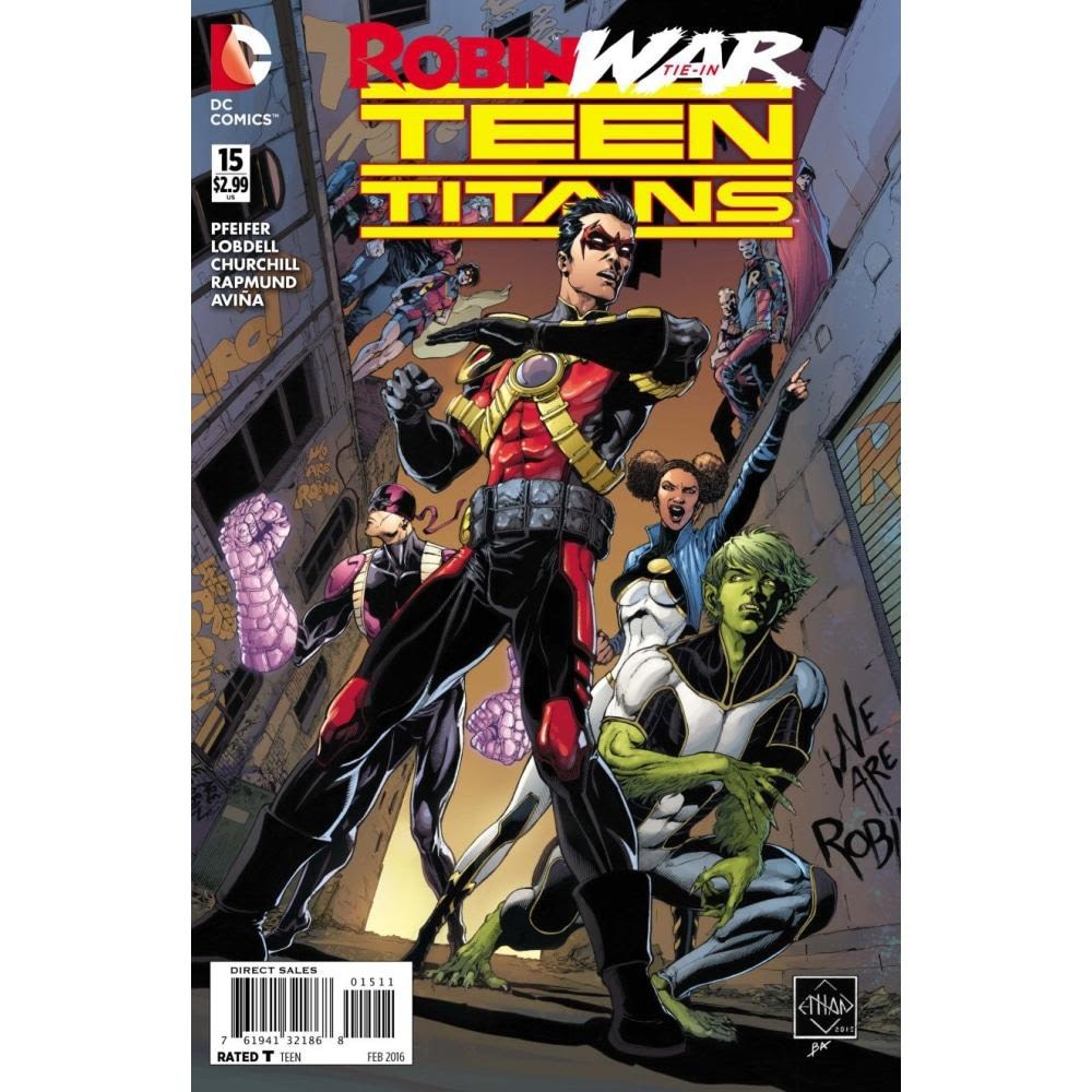 TEEN TITANS #15 - Comics