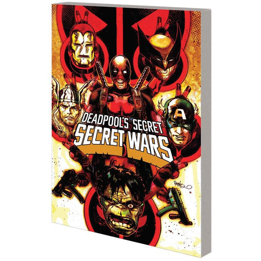 DEADPOOLS SECRET SECRET WARS TPB - Books-Graphic-Novels