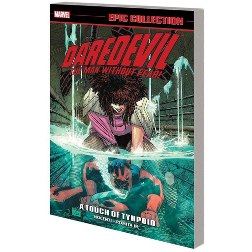 DAREDEVIL EPIC COLLECTION TOUCH OF TYPHOID TPB - Books-Graphic-Novels