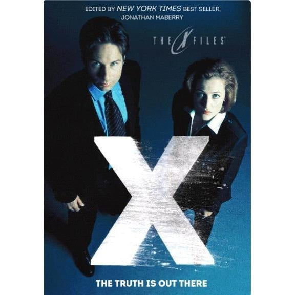X-FILES THE TRUTH IS OUT THERE (PROSE) TPB - Books-Novels/Sf/Horror