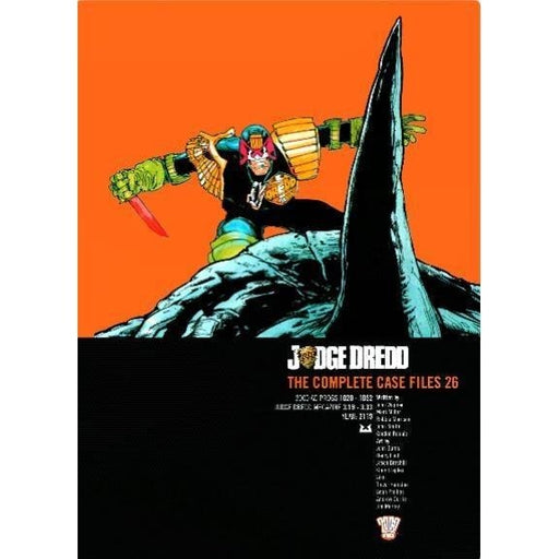 JUDGE DREDD COMP CASE FILES VOL 26 TPB - Books-Graphic-Novels