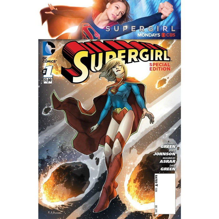 DC COMICS ESSENTIALS SUPERGIRL #1 - Comics