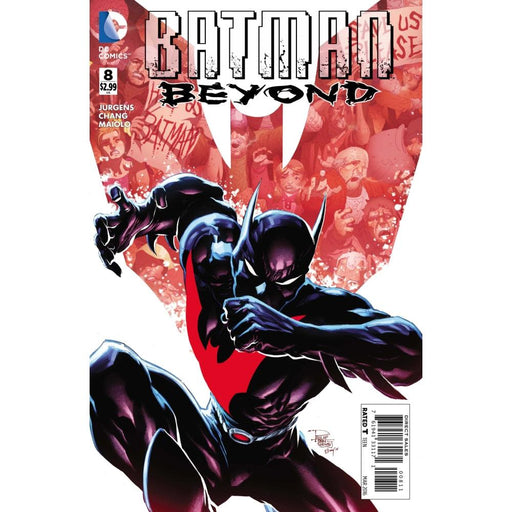 BATMAN BEYOND #8 - COMIC BOOK - Comics
