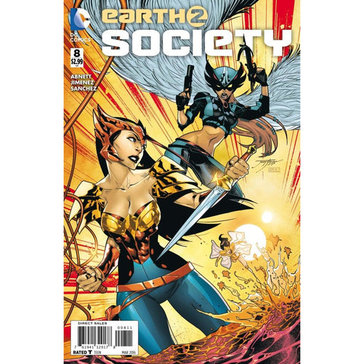 EARTH 2 SOCIETY #8 - Comics