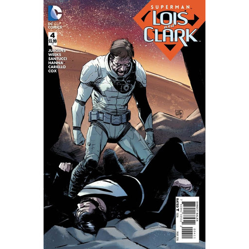 SUPERMAN LOIS AND CLARK #4 - Comics