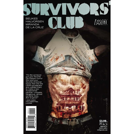 SURVIVORS CLUB #4 - Comics