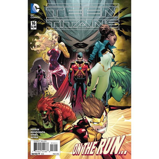 TEEN TITANS #16 - Comics