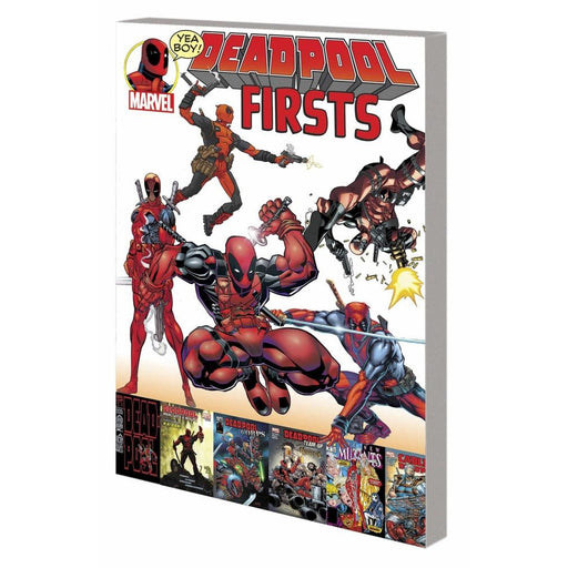 DEADPOOL FIRSTS TPB - Books-Graphic-Novels