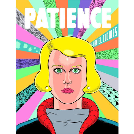 DAN CLOWES PATIENCE HC - Books-Graphic-Novels
