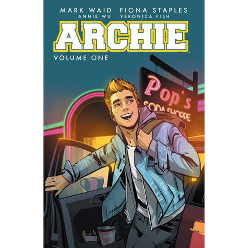 ARCHIE VOL 01 TPB - Books-Graphic-Novels