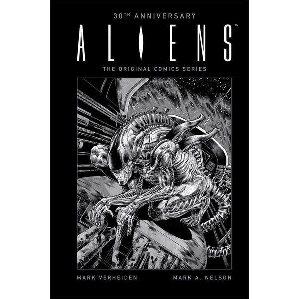 ALIENS ORIGINAL COMICS SERIES VOLUME 1 30TH ANNIVERSARY HARDBACK - Books Graphic Novels