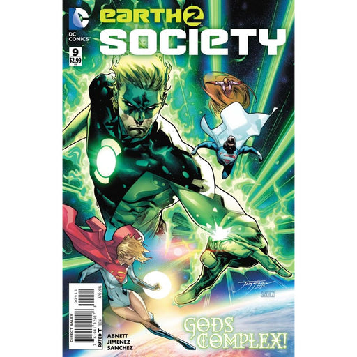 EARTH 2 SOCIETY #9 - Comics