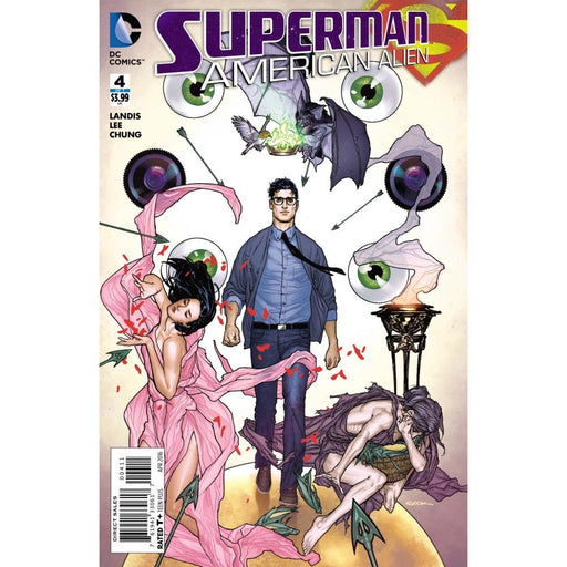 SUPERMAN AMERICAN ALIEN #4 (OF 7) - Comics