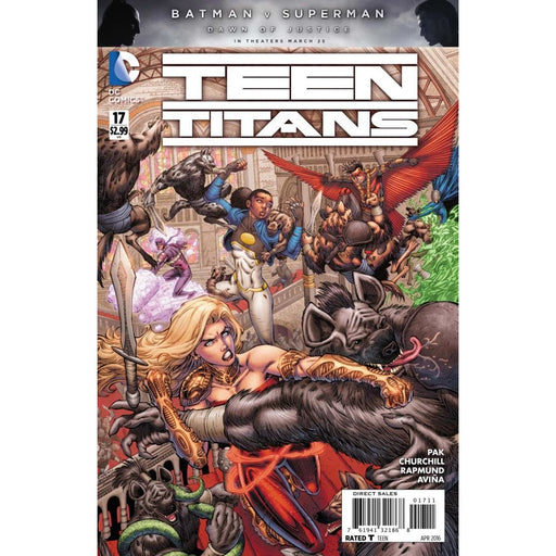 TEEN TITANS #17 - Comics