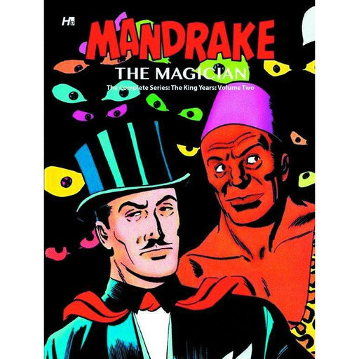 MANDRAKE THE MAGICIAN COMP KING YEARS HC 02 - Books-Graphic-Novels