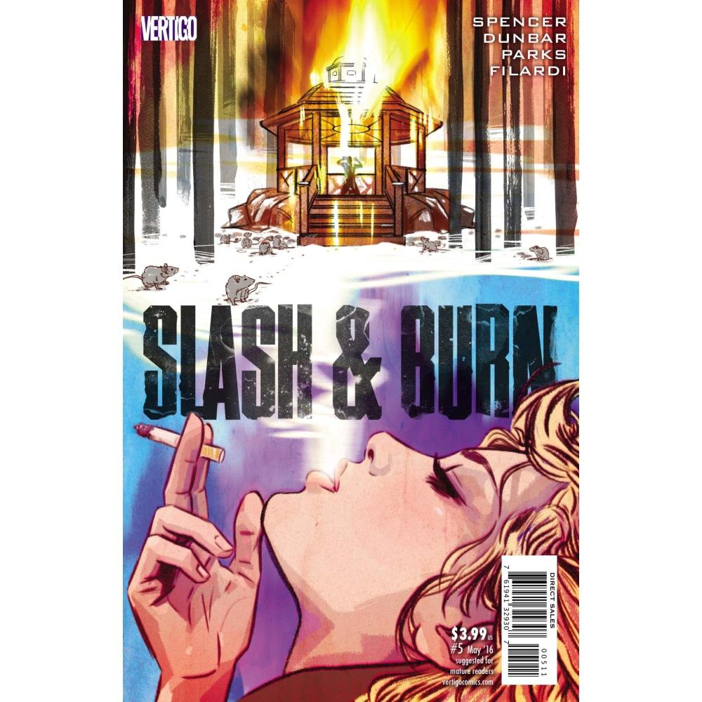 SLASH & BURN #5 - Comics