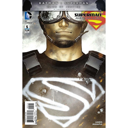 SUPERMAN AMERICAN ALIEN #5 (OF 7) - Comics