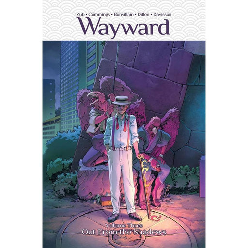 WAYWARD VOLUME 3 OUT FROM THE SHADOWS TPB - Books Graphic Novels