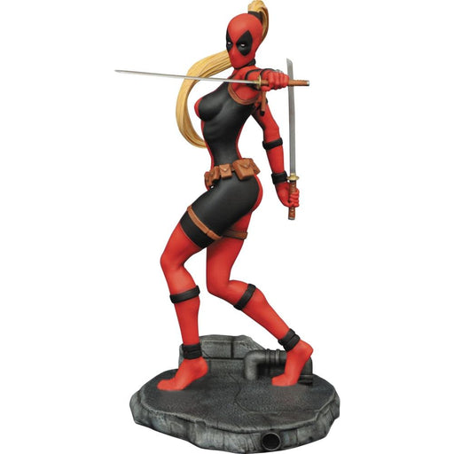 MARVEL GALLERY LADY DEADPOOL PVC FIG - Toys/Models