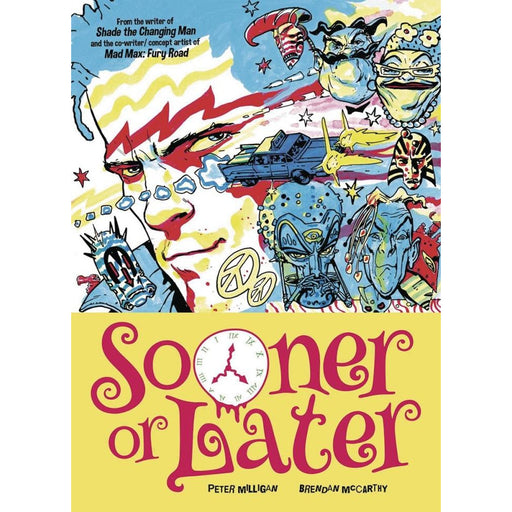 SOONER OR LATER GN - Books-Graphic-Novels