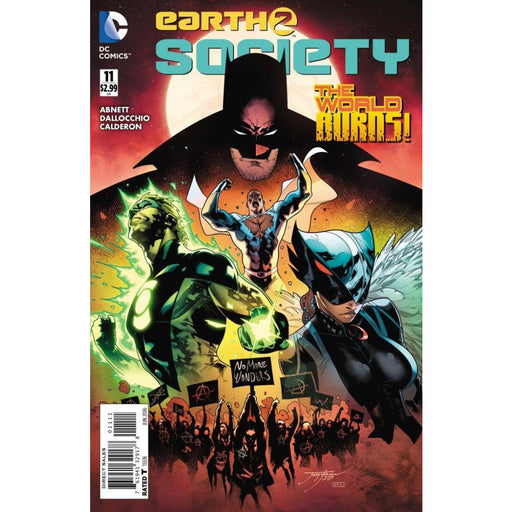 EARTH 2 SOCIETY #11 - Comics