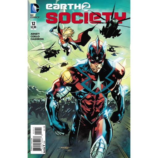 EARTH 2 SOCIETY #12 - Comics